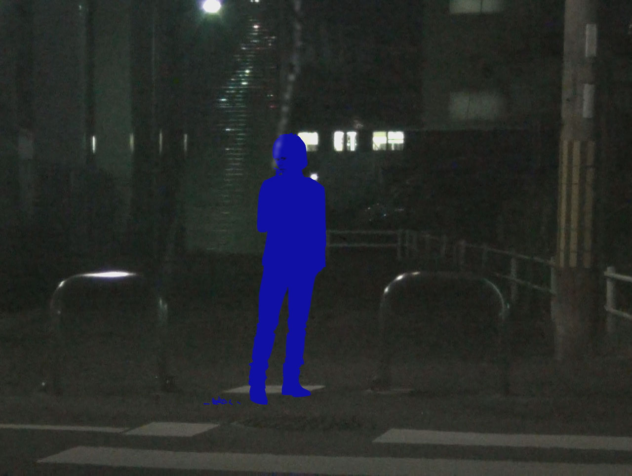 横断歩道画像03