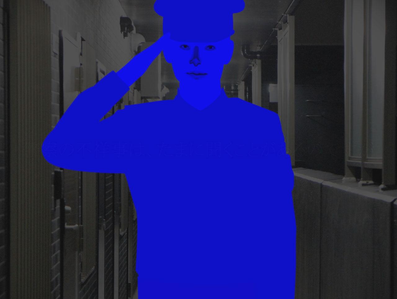 警察官画像04
