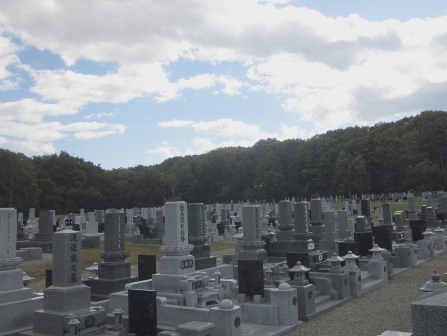 墓地前画像01