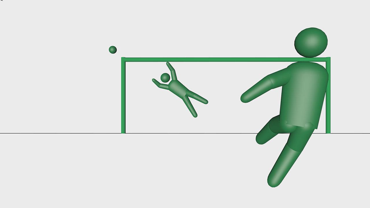 ゴールorノーゴール