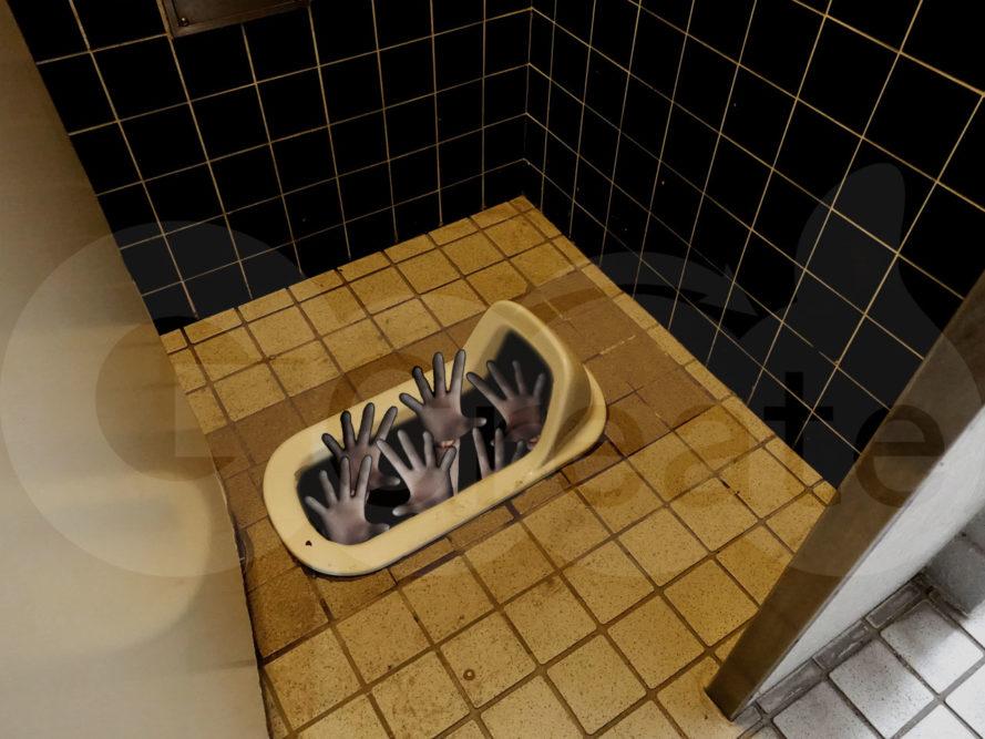絶対やりたくないトイレb