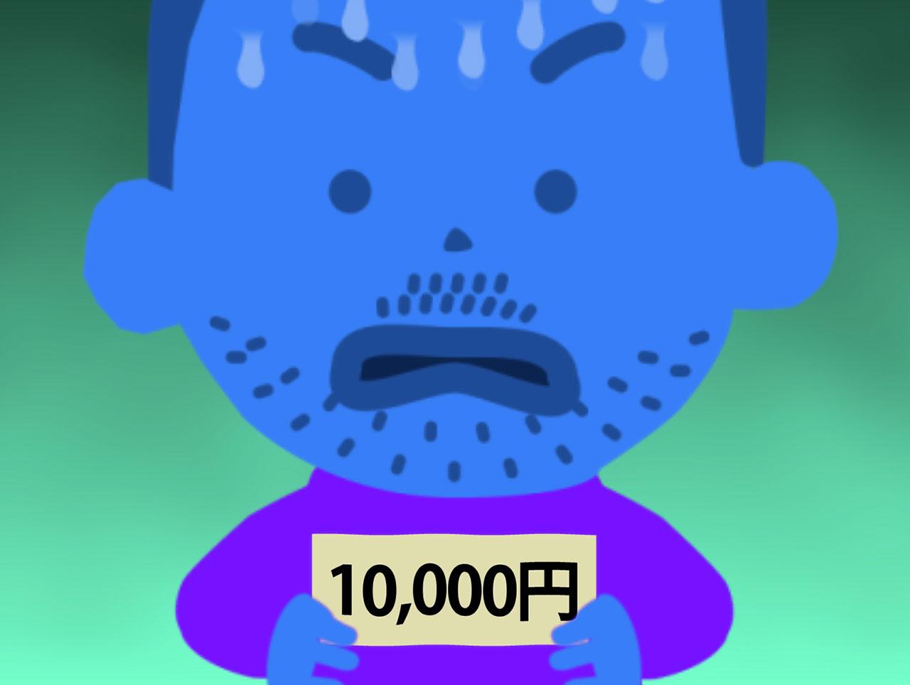 1万円投資