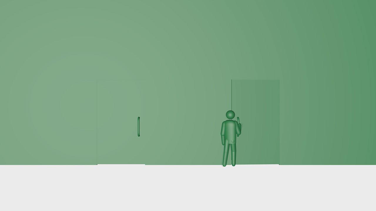 どっちのドア