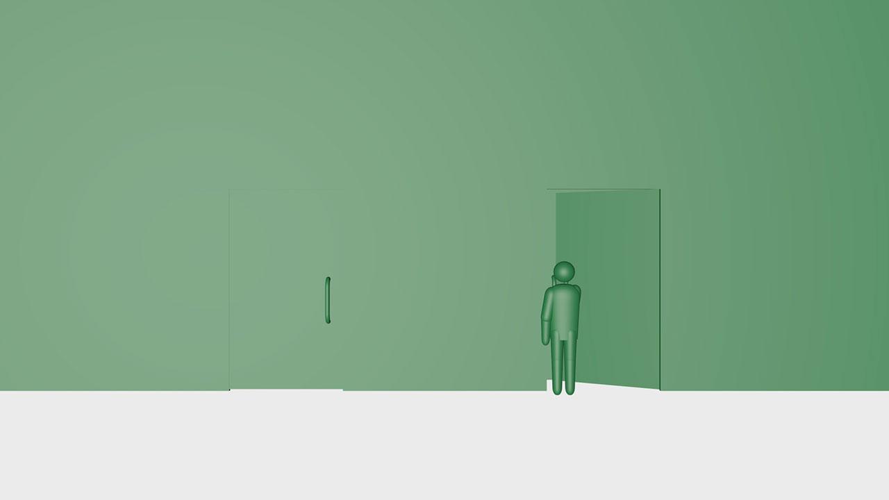 どっちのドア02